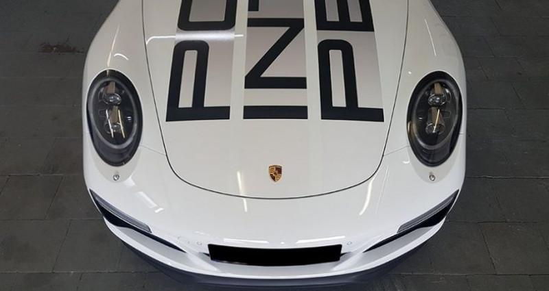Porsche 911 Type 991 (991) ENDURANCE RACING EDITION Blanc occasion à Hesperange - photo n°5