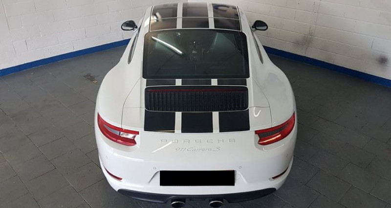 Porsche 911 Type 991 (991) ENDURANCE RACING EDITION Blanc occasion à Hesperange - photo n°4