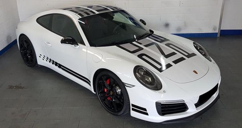 Porsche 911 Type 991 (991) ENDURANCE RACING EDITION Blanc occasion à Hesperange - photo n°2