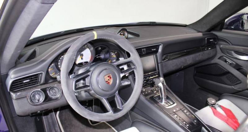 Porsche 911 Type 991 (991) GT3 RS Violet occasion à Le Port Marly - photo n°7