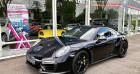 Porsche 911 Type 991 (991) TURBO S Noir à SAUTRON 44