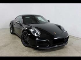 Porsche 911 Type 991 Noir, garage PRESTIGE AUTOMOBILE à BEAUPUY