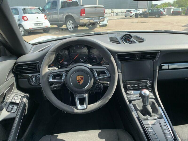 Porsche 911 Type 991 3.0 CARRERA T Blanc occasion à BEAUPUY - photo n°2