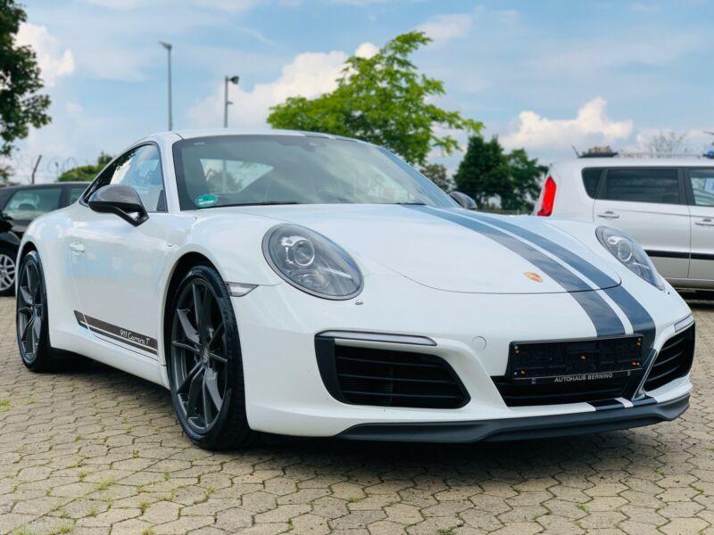Porsche 911 Type 991 3.0 CARRERA T Blanc occasion à BEAUPUY