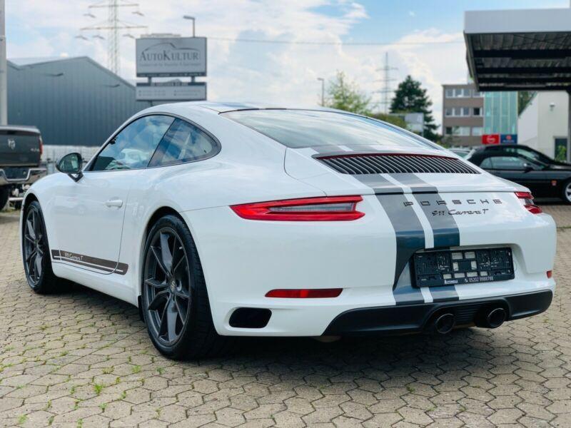Porsche 911 Type 991 3.0 CARRERA T Blanc occasion à BEAUPUY - photo n°3