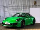 Porsche 911 Type 991 3.0 Targa 4 GTS PDK Vert à BEAUPUY 31