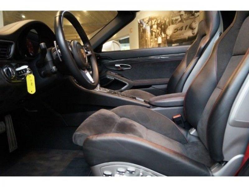 Porsche 911 Type 991 3.0 Targa 4 GTS PDK Blanc occasion à BEAUPUY - photo n°4