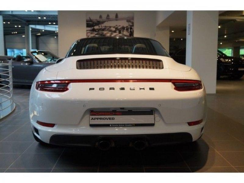 Porsche 911 Type 991 3.0 Targa 4 GTS PDK Blanc occasion à BEAUPUY - photo n°8