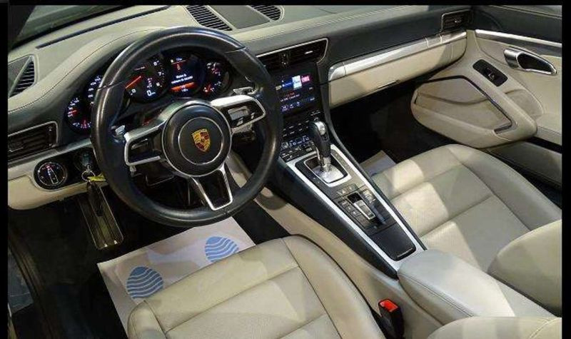 Porsche 911 Type 991 3.0 Targa 4 PDK Gris occasion à BEAUPUY - photo n°2