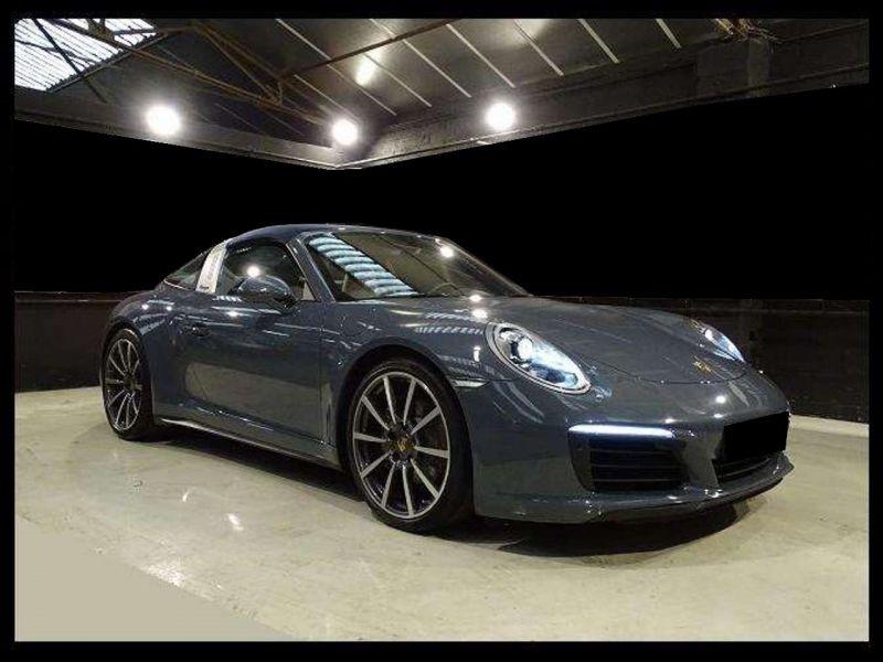 Porsche 911 Type 991 3.0 Targa 4 PDK Gris occasion à BEAUPUY