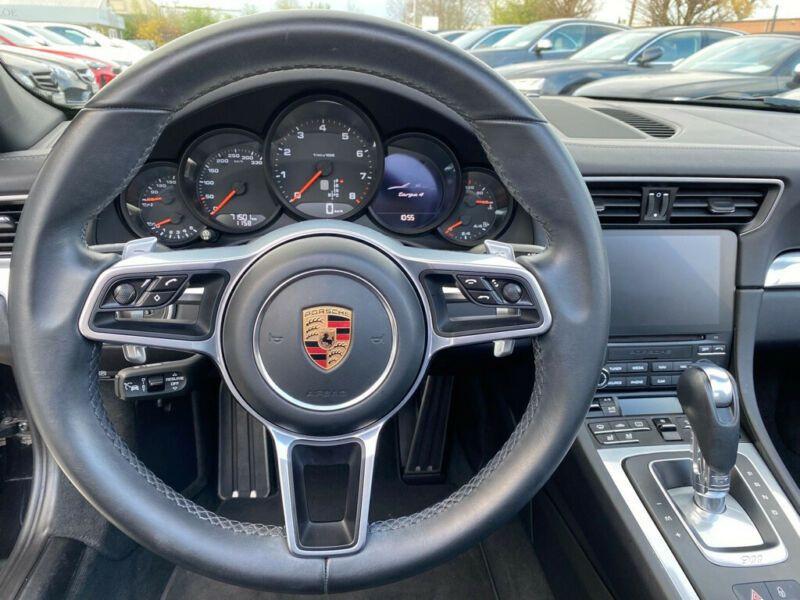 Porsche 911 Type 991 3.0 Targa 4 PDK Noir occasion à BEAUPUY - photo n°6
