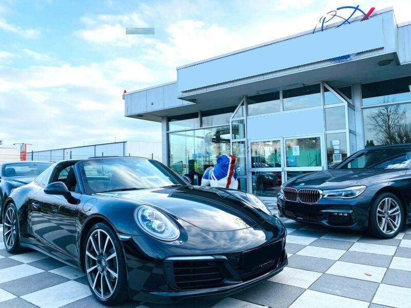 Porsche 911 Type 991 3.0 Targa 4 PDK Noir occasion à BEAUPUY