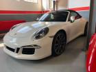 Porsche 911 Type 991 3.4 Carrera PDK Cabriolet Blanc à BEAUPUY 31