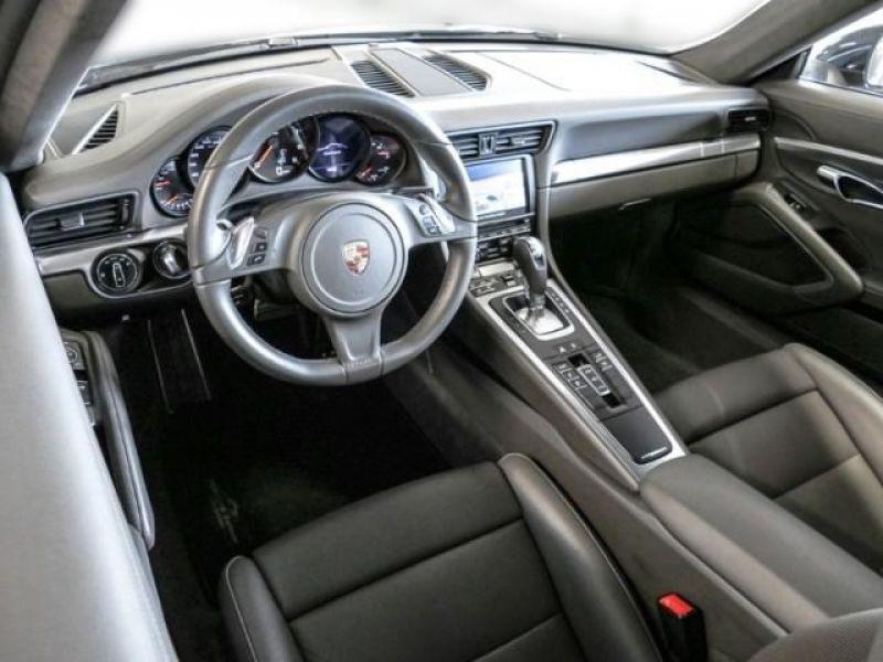 Porsche 911 Type 991 3.4 Carrera PDK Noir occasion à BEAUPUY - photo n°2