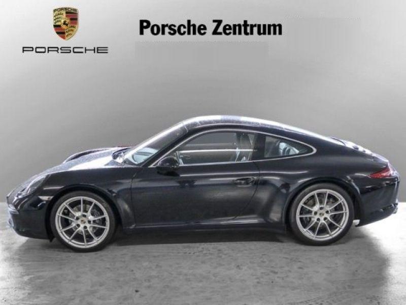 Porsche 911 Type 991 3.4 Carrera PDK Noir occasion à BEAUPUY - photo n°8