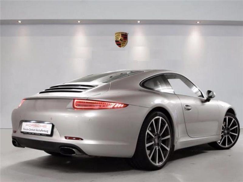 Porsche 911 Type 991 3.4 Carrera PDK Argent occasion à BEAUPUY - photo n°3