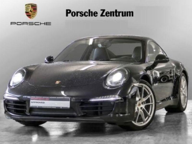 Porsche 911 Type 991 3.4 Carrera PDK Noir occasion à BEAUPUY
