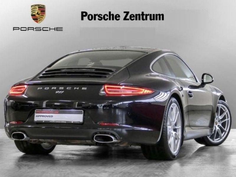 Porsche 911 Type 991 3.4 Carrera PDK Noir occasion à BEAUPUY - photo n°3
