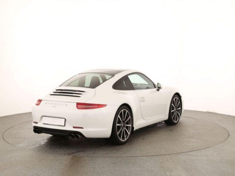 Porsche 911 Type 991 3.4 Carrera PDK Blanc occasion à BEAUPUY - photo n°3