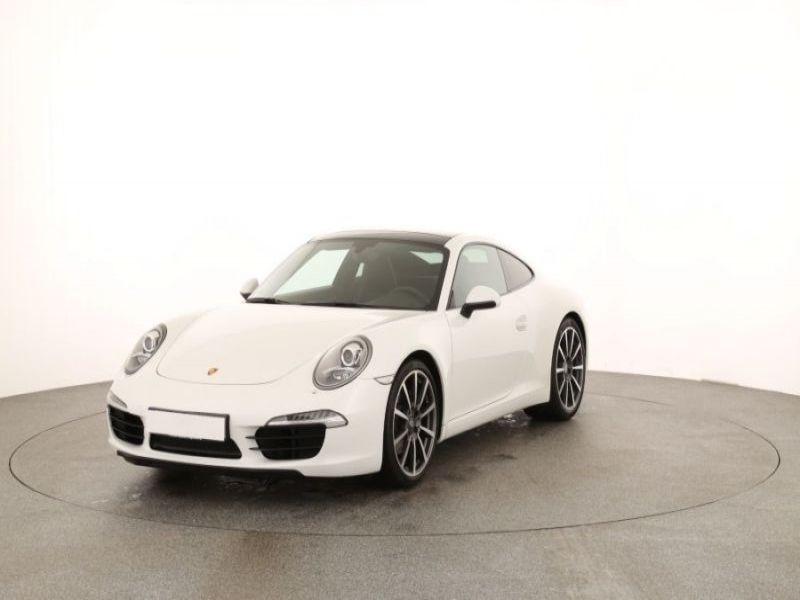 Porsche 911 Type 991 3.4 Carrera PDK Blanc occasion à BEAUPUY