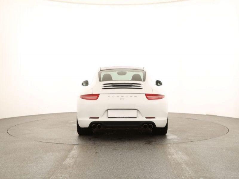 Porsche 911 Type 991 3.4 Carrera PDK Blanc occasion à BEAUPUY - photo n°7