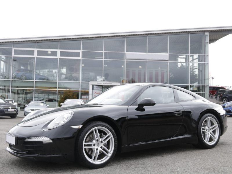 Porsche 911 Type 991 3.4 Carrera Noir occasion à BEAUPUY