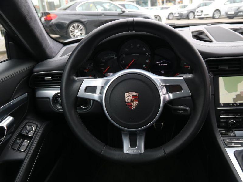 Porsche 911 Type 991 3.4 Carrera Noir occasion à BEAUPUY - photo n°8