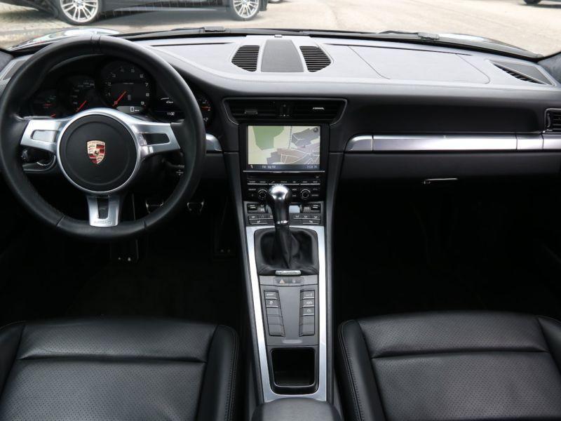 Porsche 911 Type 991 3.4 Carrera Noir occasion à BEAUPUY - photo n°2