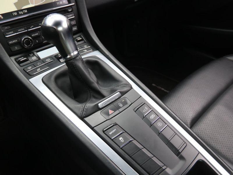 Porsche 911 Type 991 3.4 Carrera Noir occasion à BEAUPUY - photo n°6