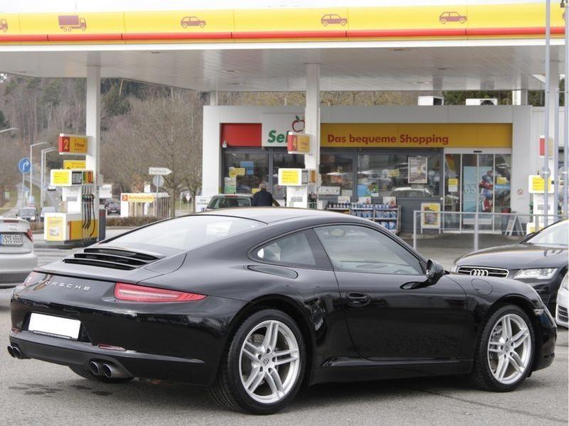 Porsche 911 Type 991 3.4 Carrera Noir occasion à BEAUPUY - photo n°3