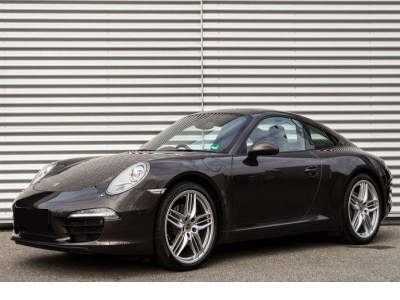 Porsche 911 Type 991 3.4 Carrera Marron occasion à BEAUPUY