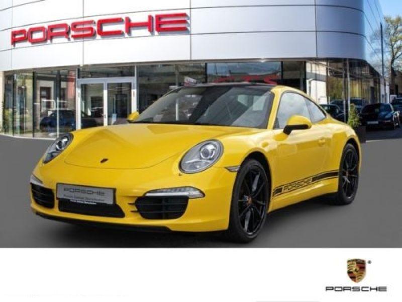 Porsche 911 Type 991 3.4 Carrera Jaune occasion à BEAUPUY