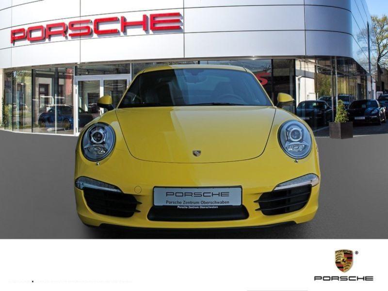 Porsche 911 Type 991 3.4 Carrera Jaune occasion à BEAUPUY - photo n°9
