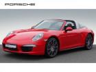 Porsche 911 Type 991 3.4 Targa 4 PDK Rouge à BEAUPUY 31