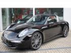 Porsche 911 Type 991 3.4 Targa 4 PDK Noir à BEAUPUY 31