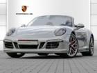 Porsche 911 Type 991 3.8 Carrera 4 GTS PDK Cabriolet Argent à BEAUPUY 31