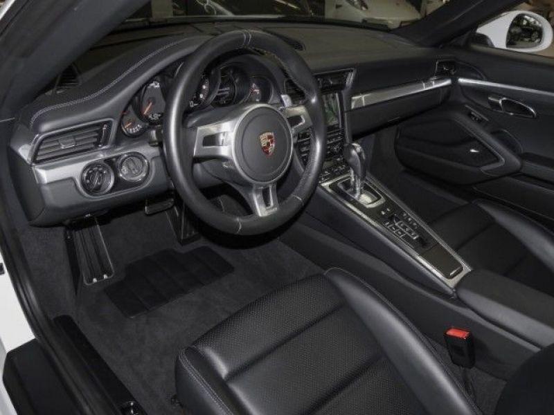 Porsche 911 Type 991 3.8 Carrera 4S PDK Cabriolet Blanc occasion à BEAUPUY - photo n°9