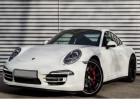 Porsche 911 Type 991 3.8 Carrera 4S PDK Blanc à BEAUPUY 31