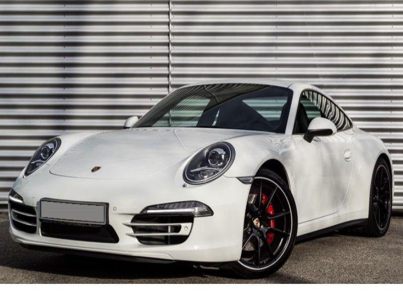 Porsche 911 Type 991 3.8 Carrera 4S PDK Blanc occasion à BEAUPUY