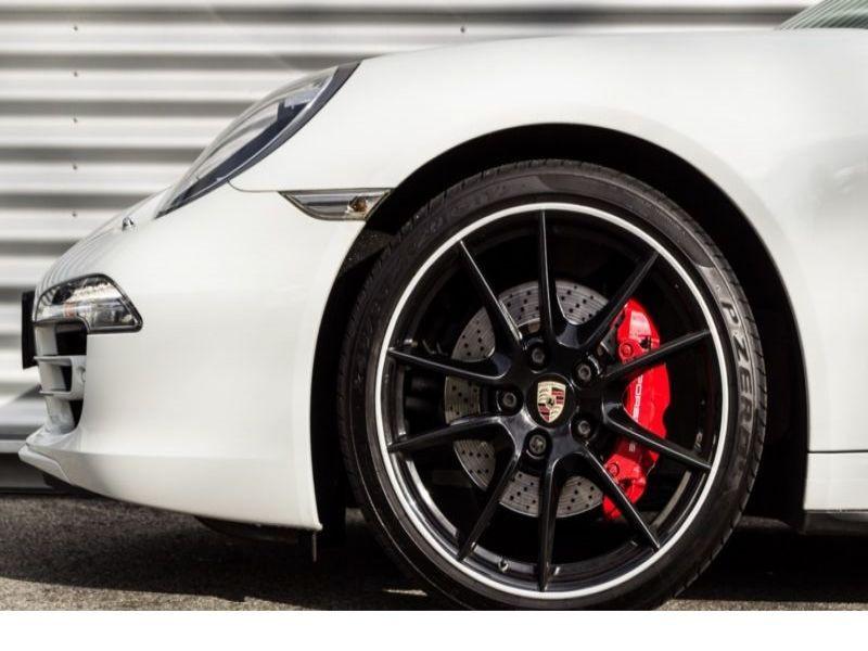 Porsche 911 Type 991 3.8 Carrera 4S PDK Blanc occasion à BEAUPUY - photo n°8