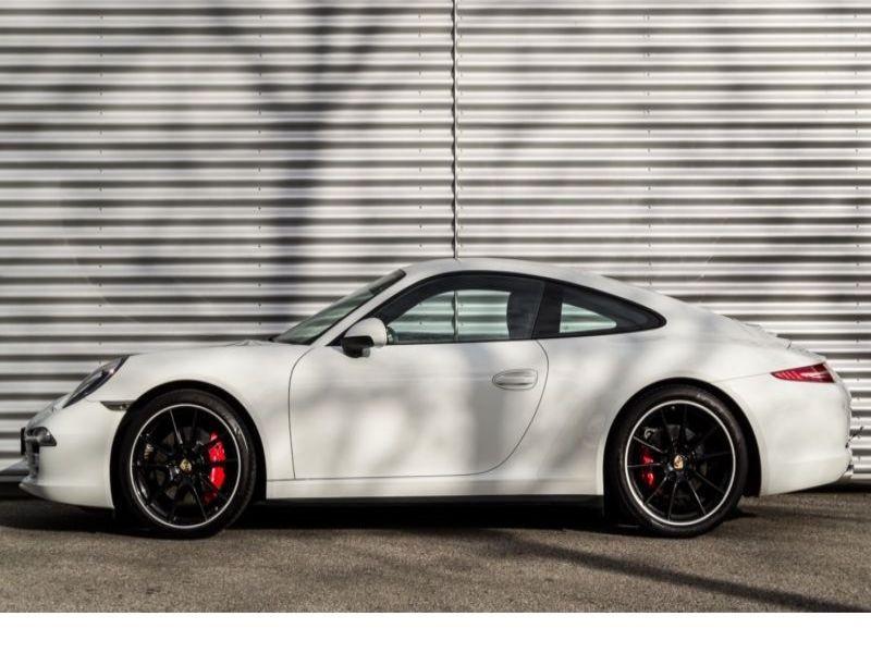 Porsche 911 Type 991 3.8 Carrera 4S PDK Blanc occasion à BEAUPUY - photo n°9