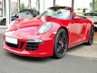 Porsche 911 Type 991 3.8 Carrera GTS PDK Cabriolet Rouge à BEAUPUY 31