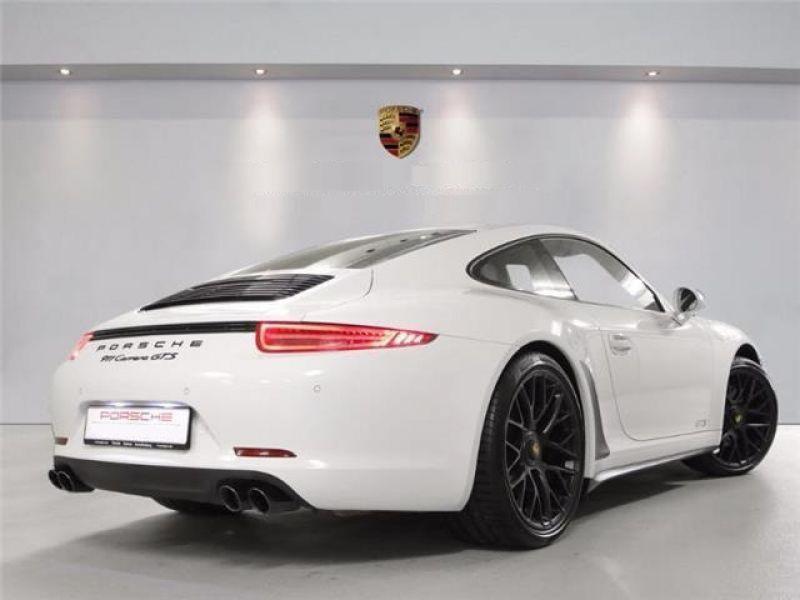 Porsche 911 Type 991 3.8 Carrera GTS PDK Blanc occasion à BEAUPUY - photo n°3