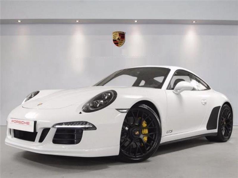 Porsche 911 Type 991 3.8 Carrera GTS PDK Blanc occasion à BEAUPUY