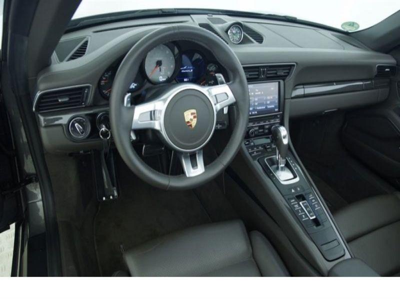 Porsche 911 Type 991 3.8 Carrera S PDK Cabriolet Gris occasion à BEAUPUY - photo n°2