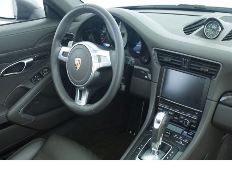 Porsche 911 Type 991 3.8 Carrera S PDK Cabriolet Gris occasion à BEAUPUY - photo n°7