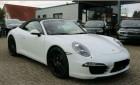 Porsche 911 Type 991 3.8 Carrera S PDK Cabriolet Blanc à BEAUPUY 31