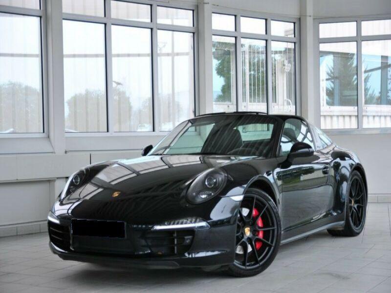 Porsche 911 Type 991 3.8 Targa 4S PDK Noir occasion à BEAUPUY