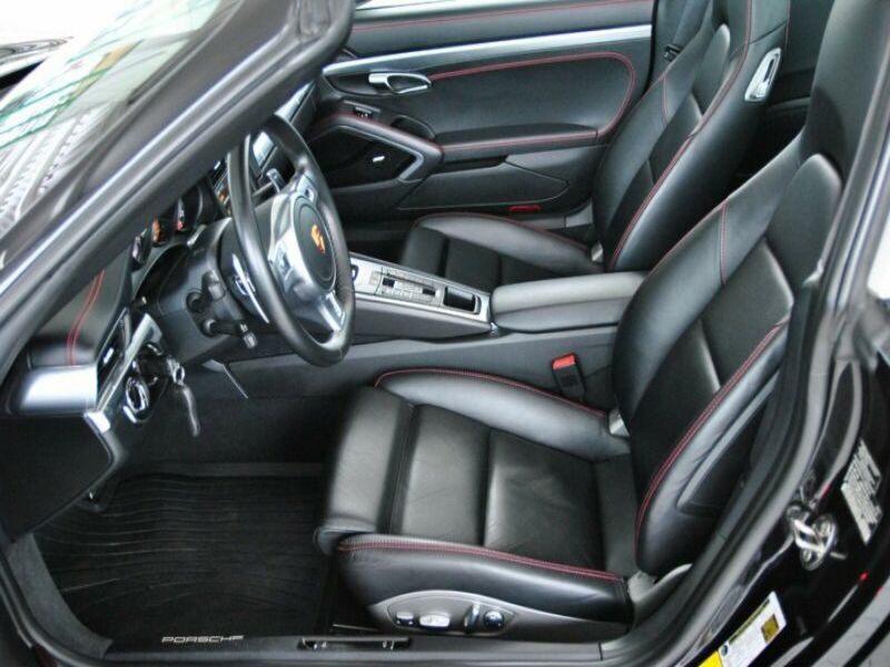 Porsche 911 Type 991 3.8 Targa 4S PDK Noir occasion à BEAUPUY - photo n°5