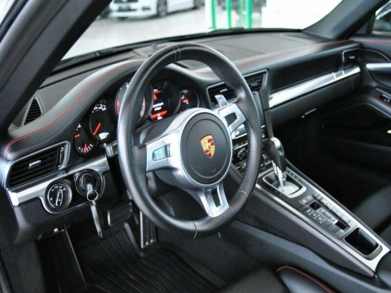 Porsche 911 Type 991 3.8 Targa 4S PDK Noir occasion à BEAUPUY - photo n°2